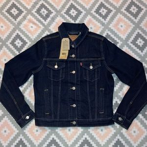 Levi's original trucker jacket for women